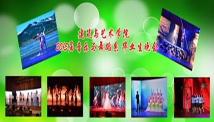 2015届音乐与舞蹈系毕业生晚会