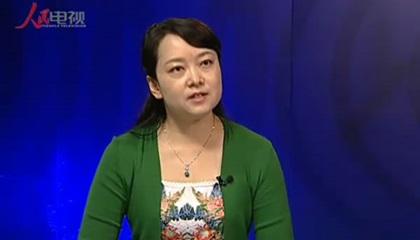 中南大学招生办主任赵晓霞做客人民网谈2015年高招政策