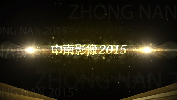 中南影像2015