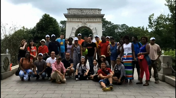 Central South University - 2016 Graduates Guilin Trip / 中南大学2016毕业留学生桂林行