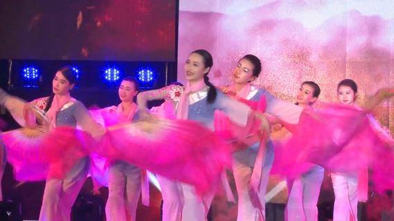 舞蹈:《映山红》--湘雅三医院